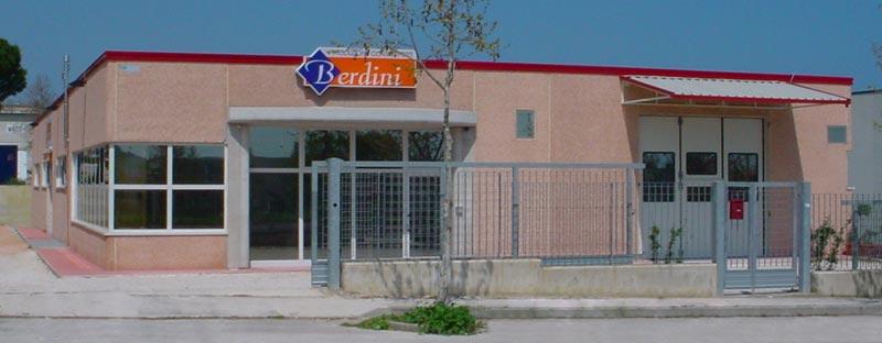Berdini - Esterno